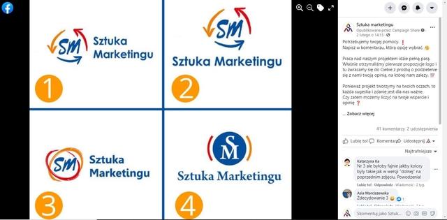 Logo Sztuki Marketingu