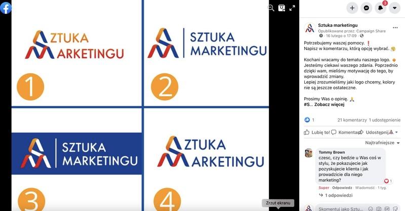 Loga sztuki marketingu 2