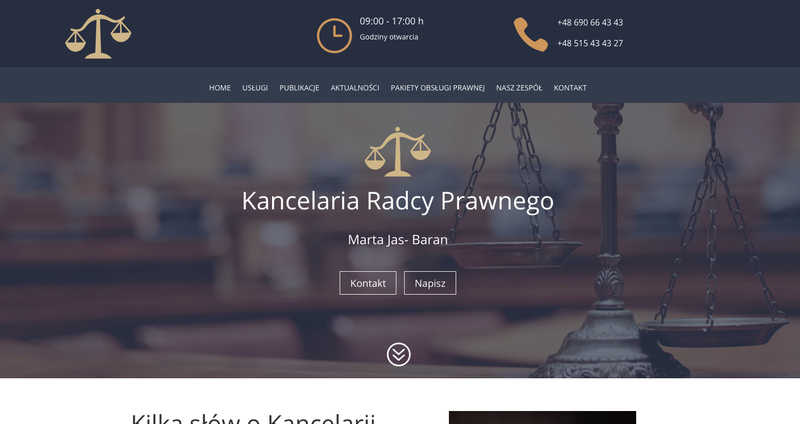 kancelaria prawna realizacja