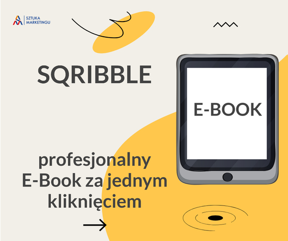 Planujesz stworzyć własny E-Book? W Sqribble to łatwizna